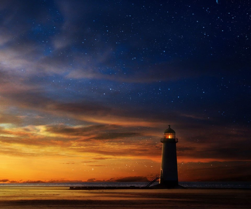 Computer Wallpaper Com: Beautiful Lighthouse Wallpapers Free