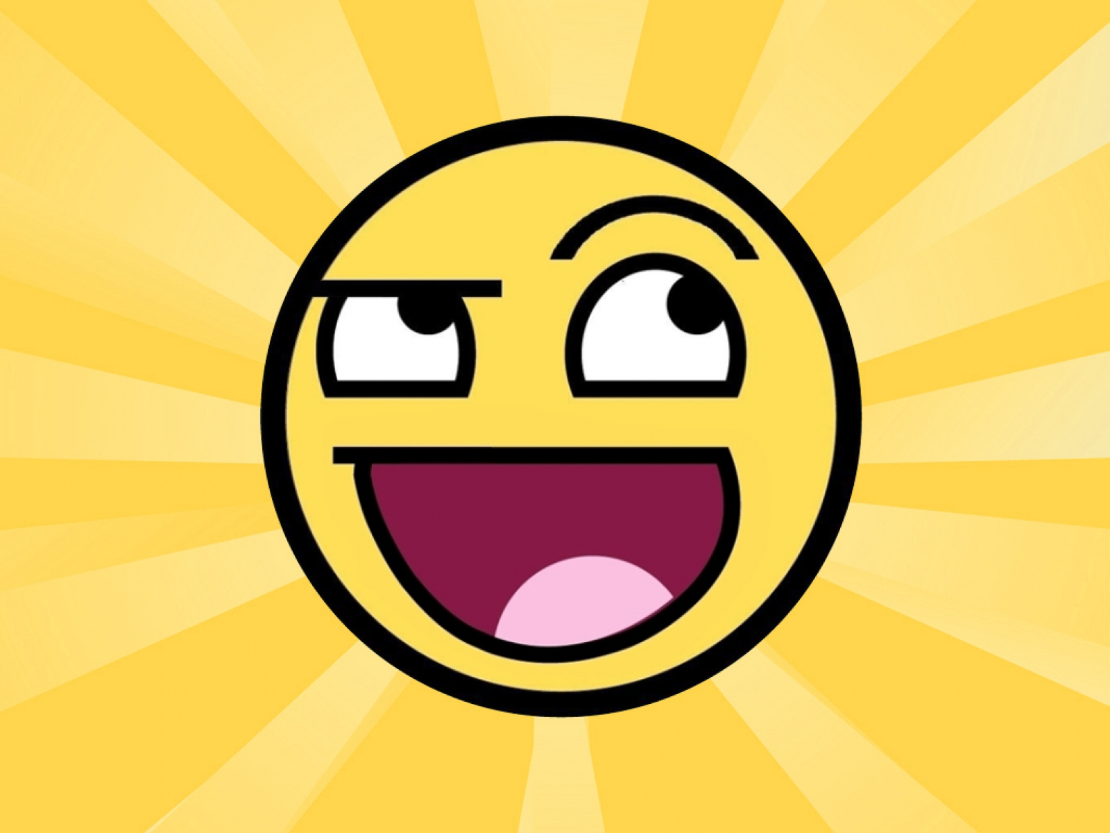 awesome smiley 1600x1200