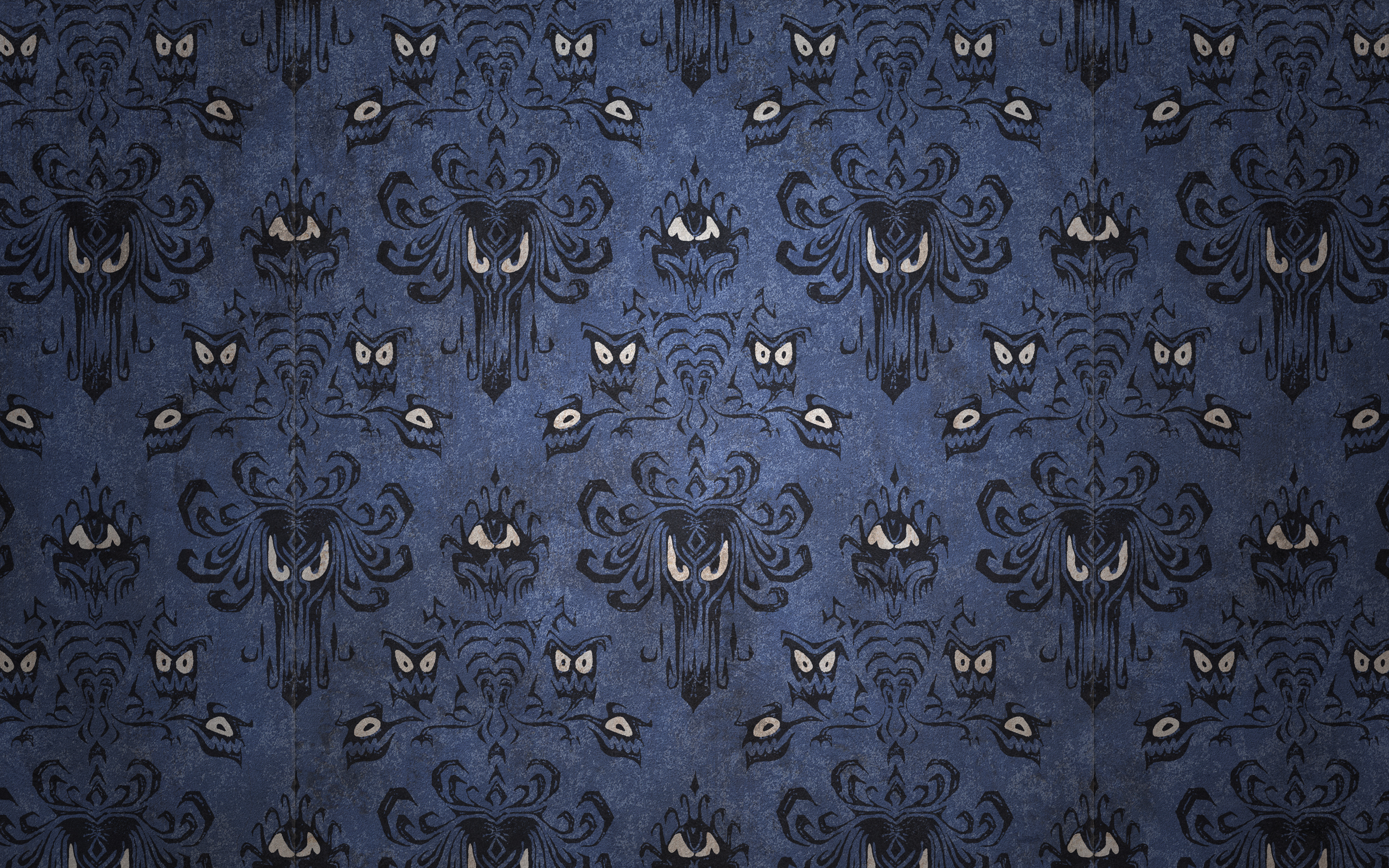 Haunted Mansion   Eerie Eyes by louiemantia 2560x1600