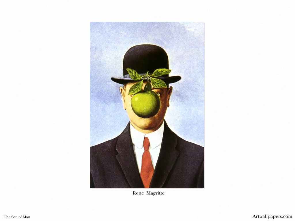 Rene Magritte Wallpaper Prints Posters Paintings Artwallpapers 1024x768