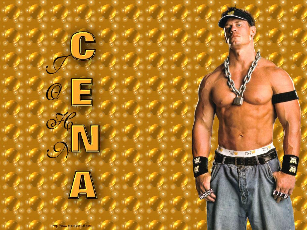John Cena   Professional Wrestling Wallpaper 3933002 1024x768