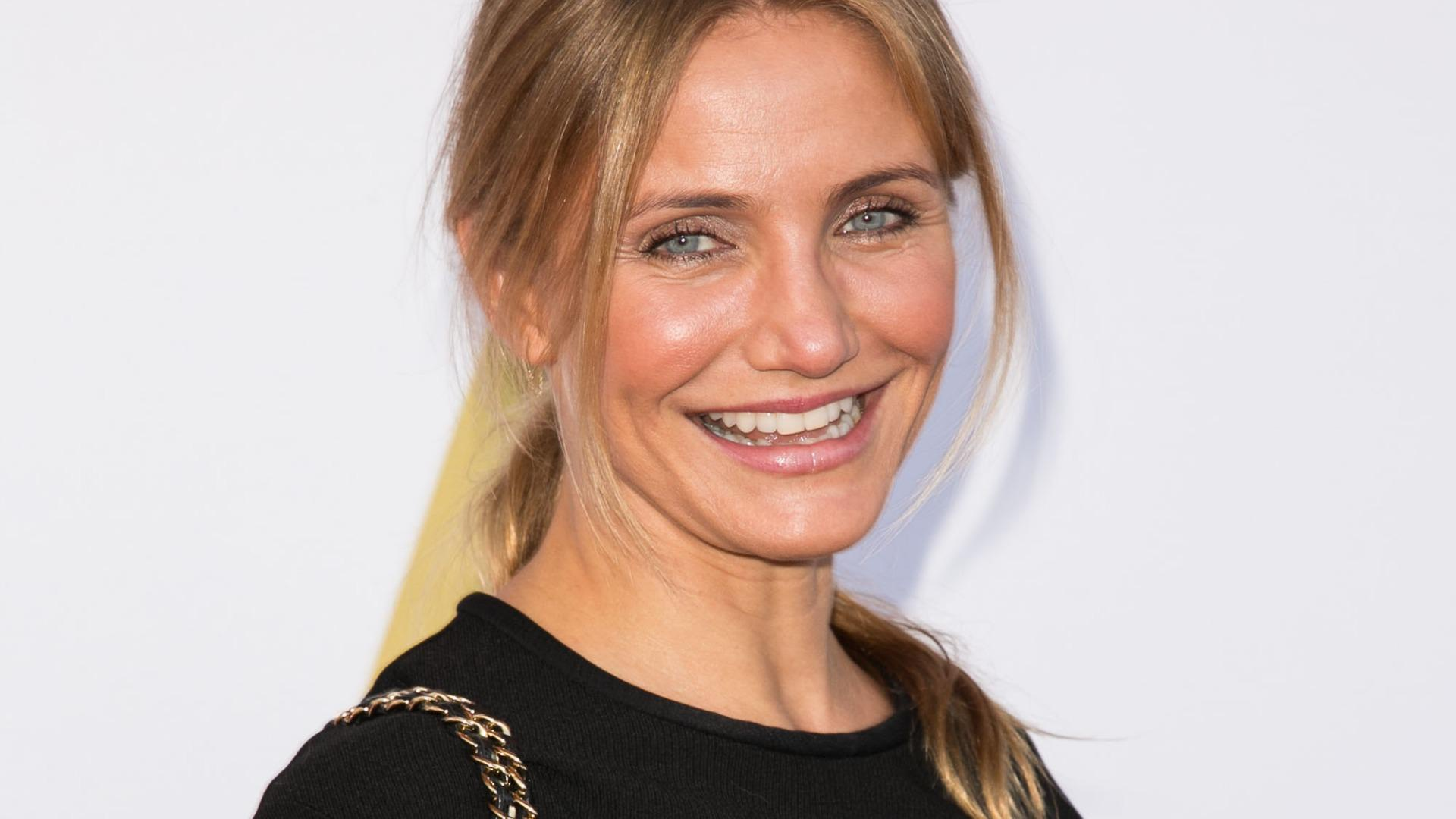 Cameron Diaz Latest Beautiful HD Wallpapers 1080p Pictures 1920x1080
