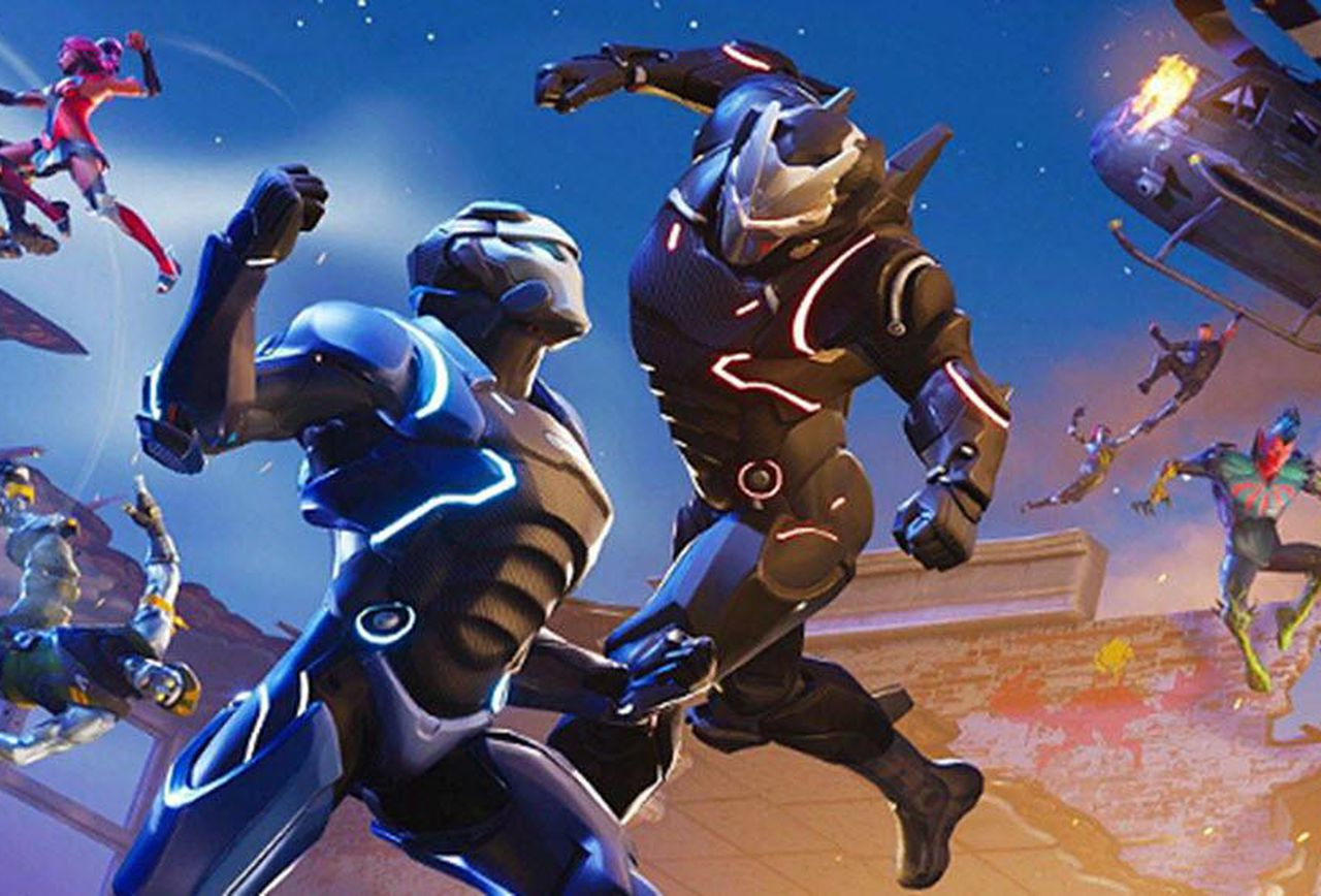 Leaked Loading Screen Reveals A Surprise Fortnite Superhero Plot 1280x868