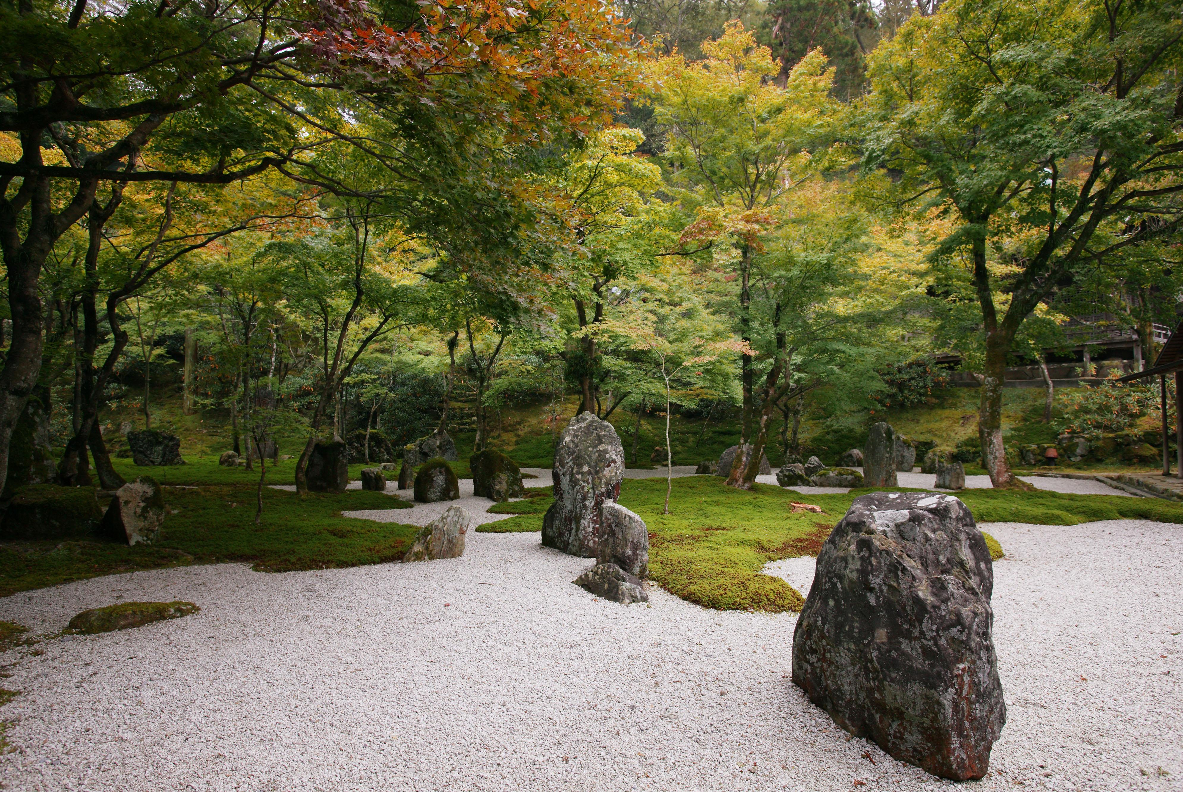 Zen Garden Wallpaper HD 50 Japanese Zen Garden Wallpaper 3980x2664