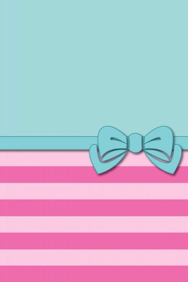mint and pink wallpaper - photo #22