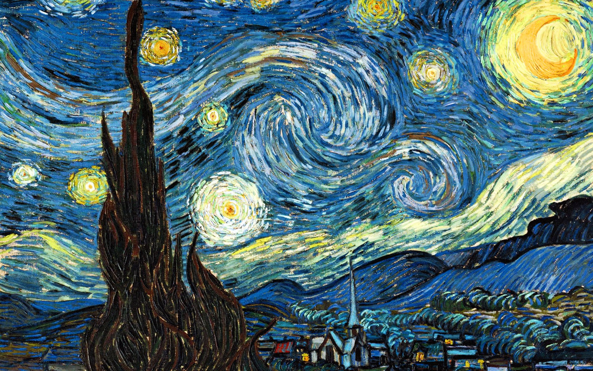 Weekly Wallpaper Enchant Your Desktop With These Starry Night Images 1920x1200