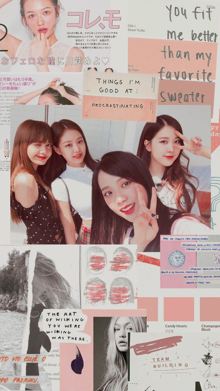 20 Blackpink Aesthetic Wallpapers On Wallpapersafari