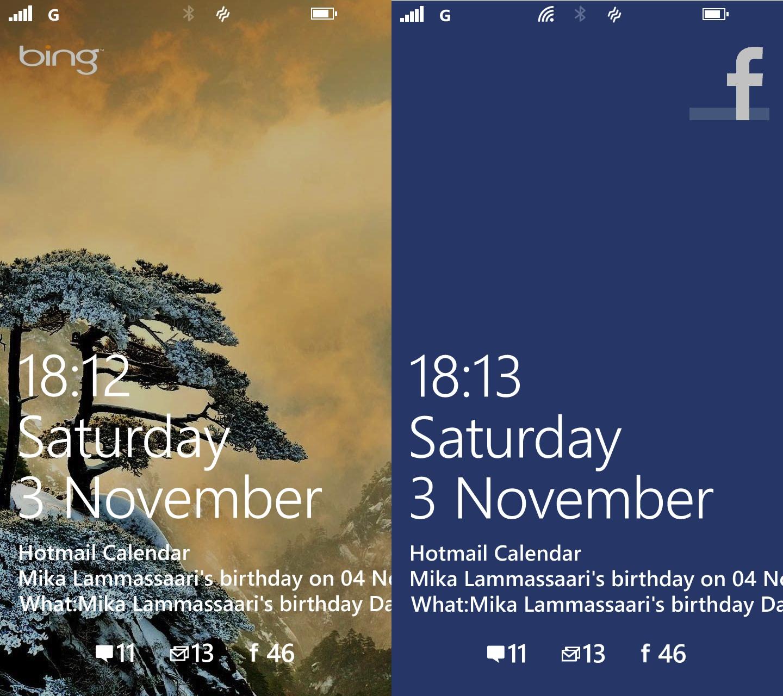 Windows Phone 8 Review wp8 lockscreen 1440x1280