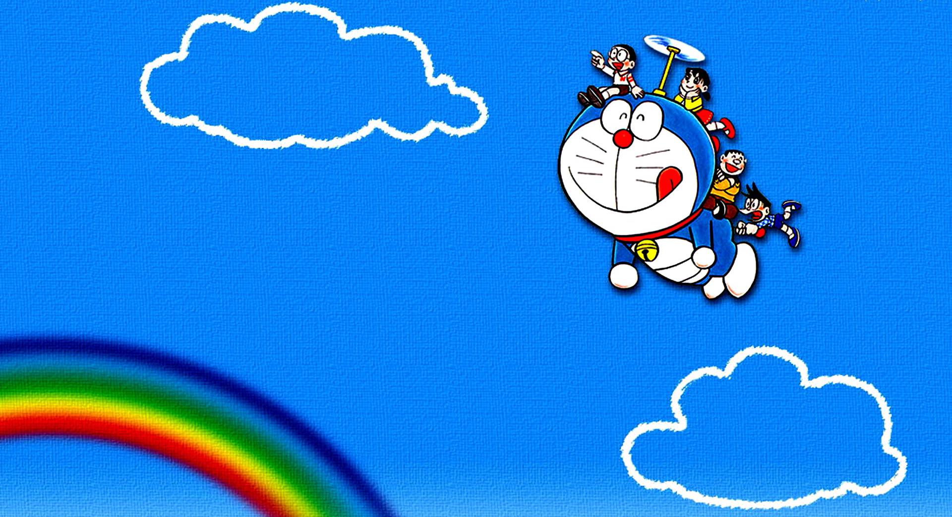 6400 Wallpaper Hp Doraemon Keren Gratis