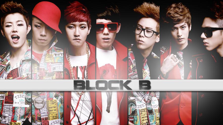Block B Wallpaper by sylvertear 900x506