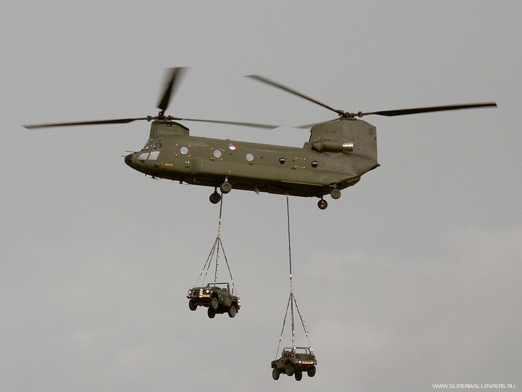 Chinook Helicopter pictures screensavers desktop wallpapers 1024x768