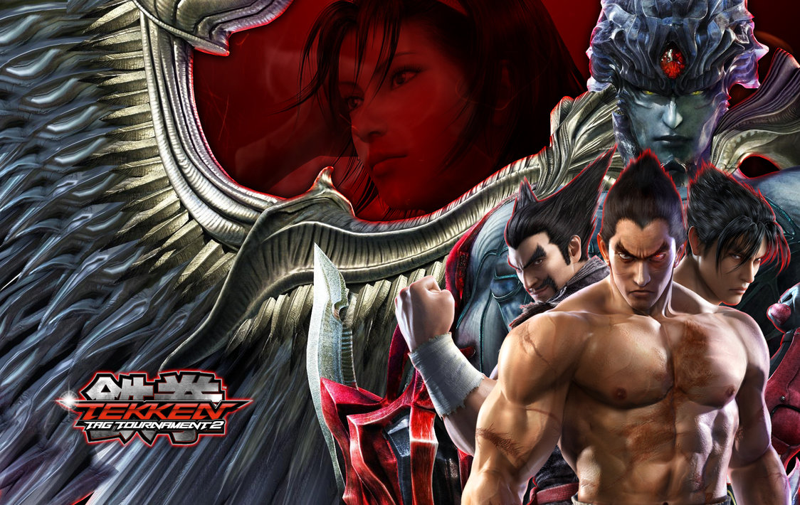 Tekken Tag Tournament 2 Wallpaper V40 by jin 05 1124x710