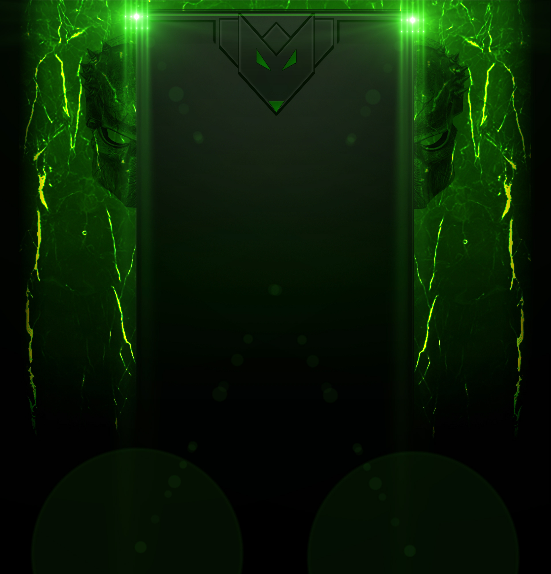Youtube Background Predator Template by Merunemos 1920x2000