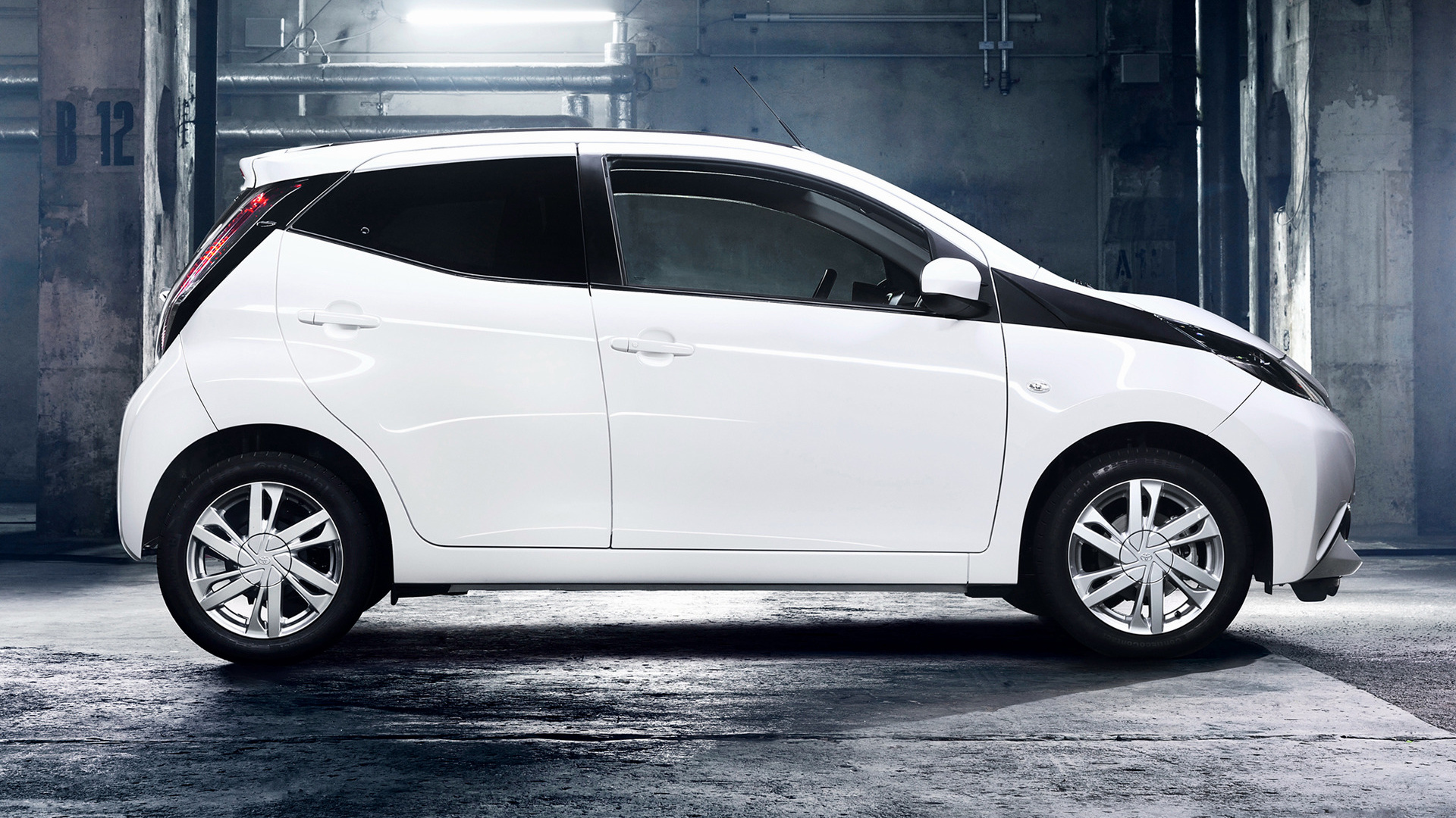 2014 Toyota Aygo x play 5 door   Wallpapers and HD Images Car Pixel 1920x1080