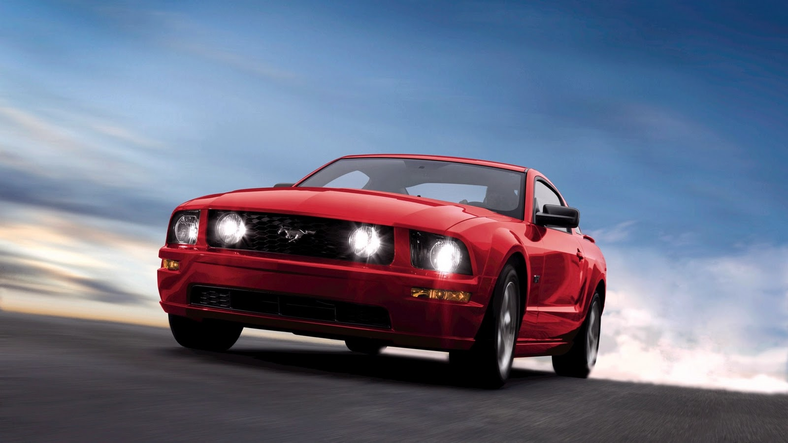 ford mustang desktop wallpaper 22jpg 1600x900