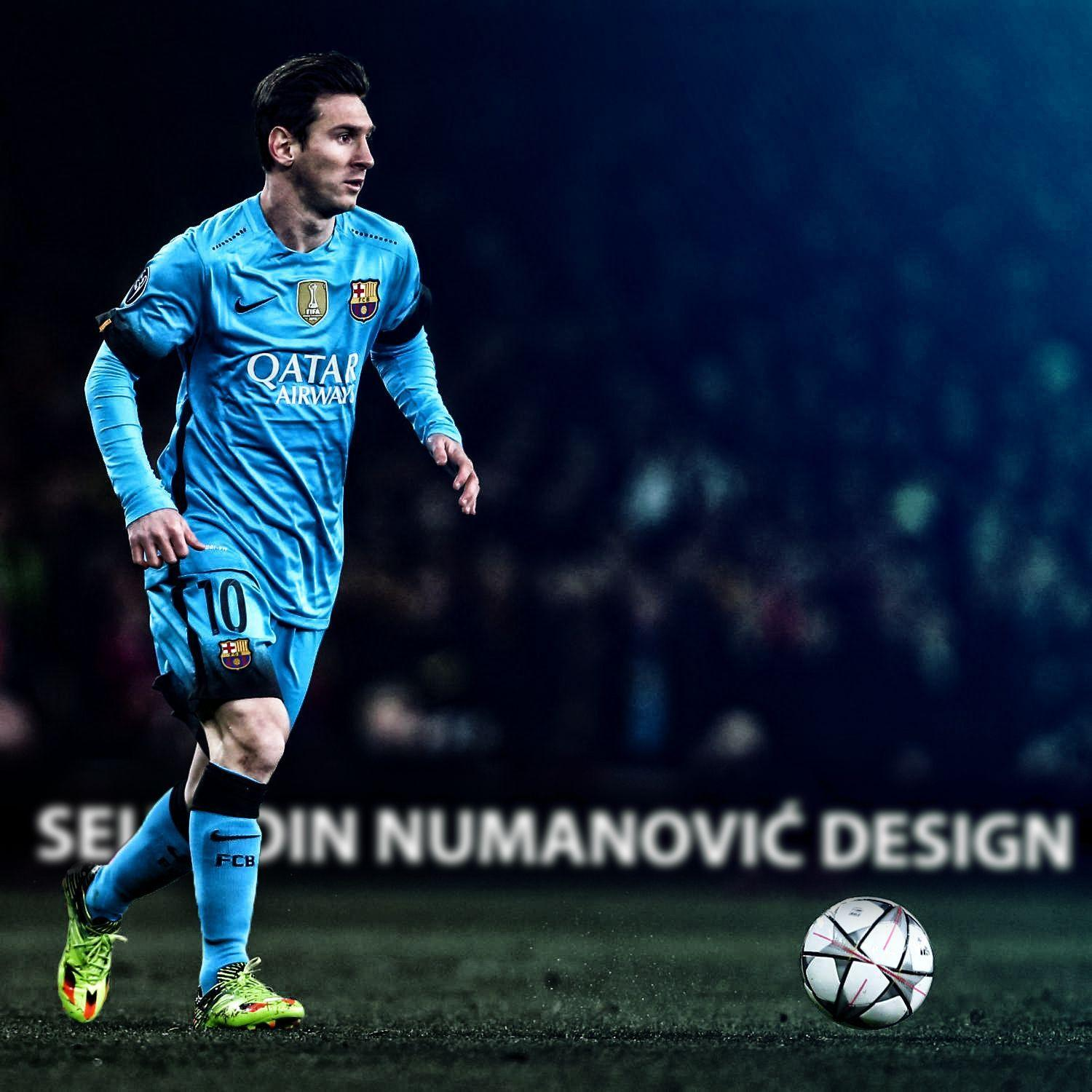 Free Download Lionel Messi Wallpapers 2016 1500x1500 For