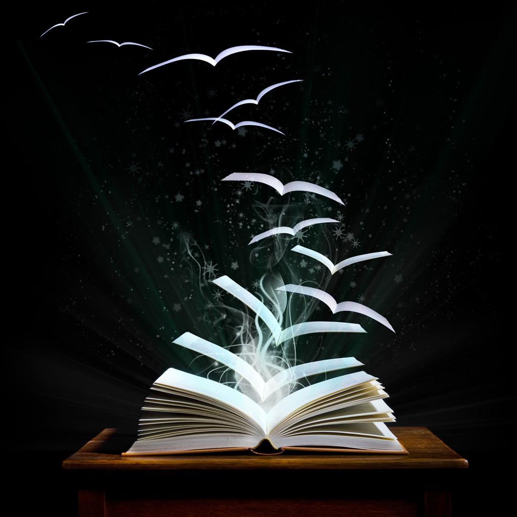 Book Wallpaper HD - WallpaperSafari