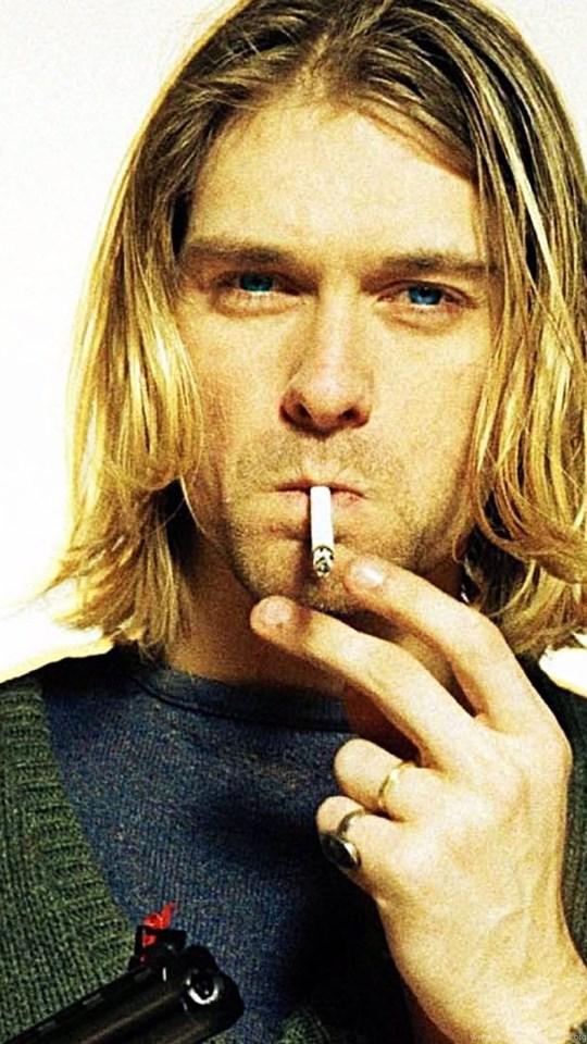 Kurt   Kurt Cobain Download Wallpapers on Jakposttravel 540x960