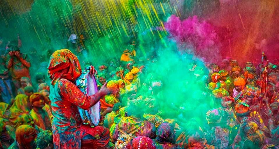 Festival of colour Holi HD Wallpapers   Latest Hd 958x512