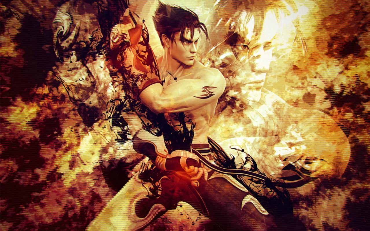 Tekken 6 action wallpapers HD 10 screenshot 0 1280x800
