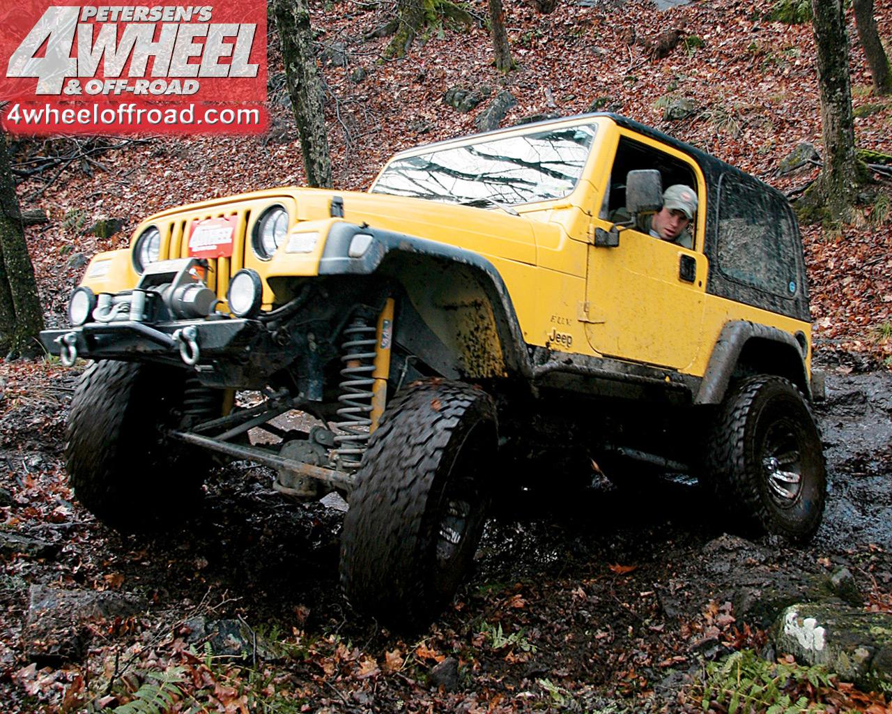 Green Jeep Wrangler >> Off Road Jeep Wallpaper - WallpaperSafari