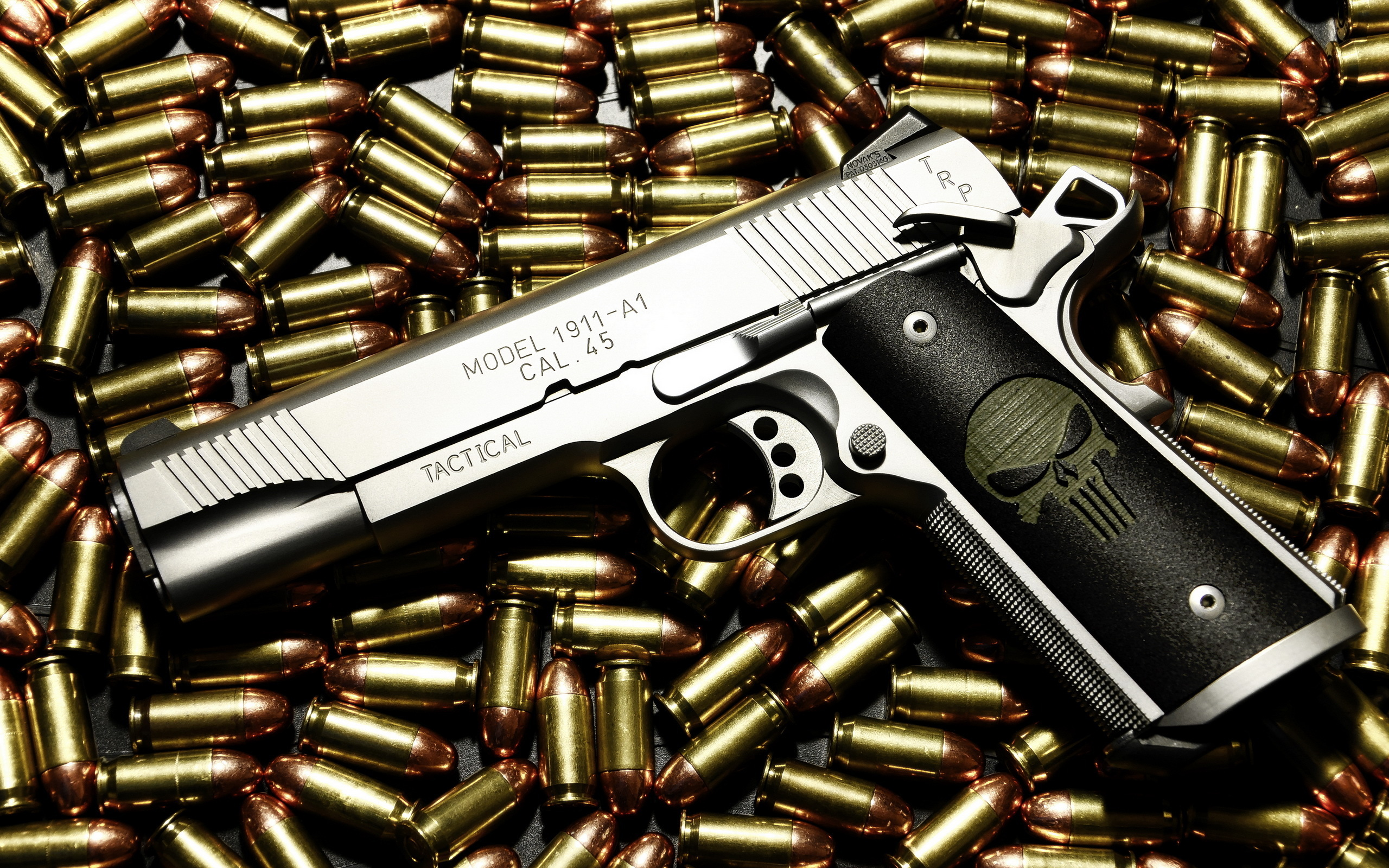 15 Kimber Pistol HD Wallpapers Background Images 2560x1600