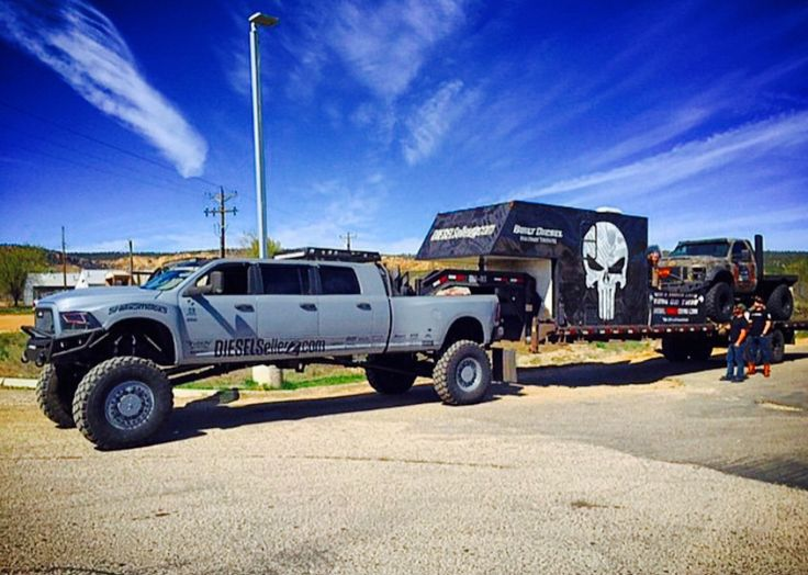 Diesel brothers expedition camper episode