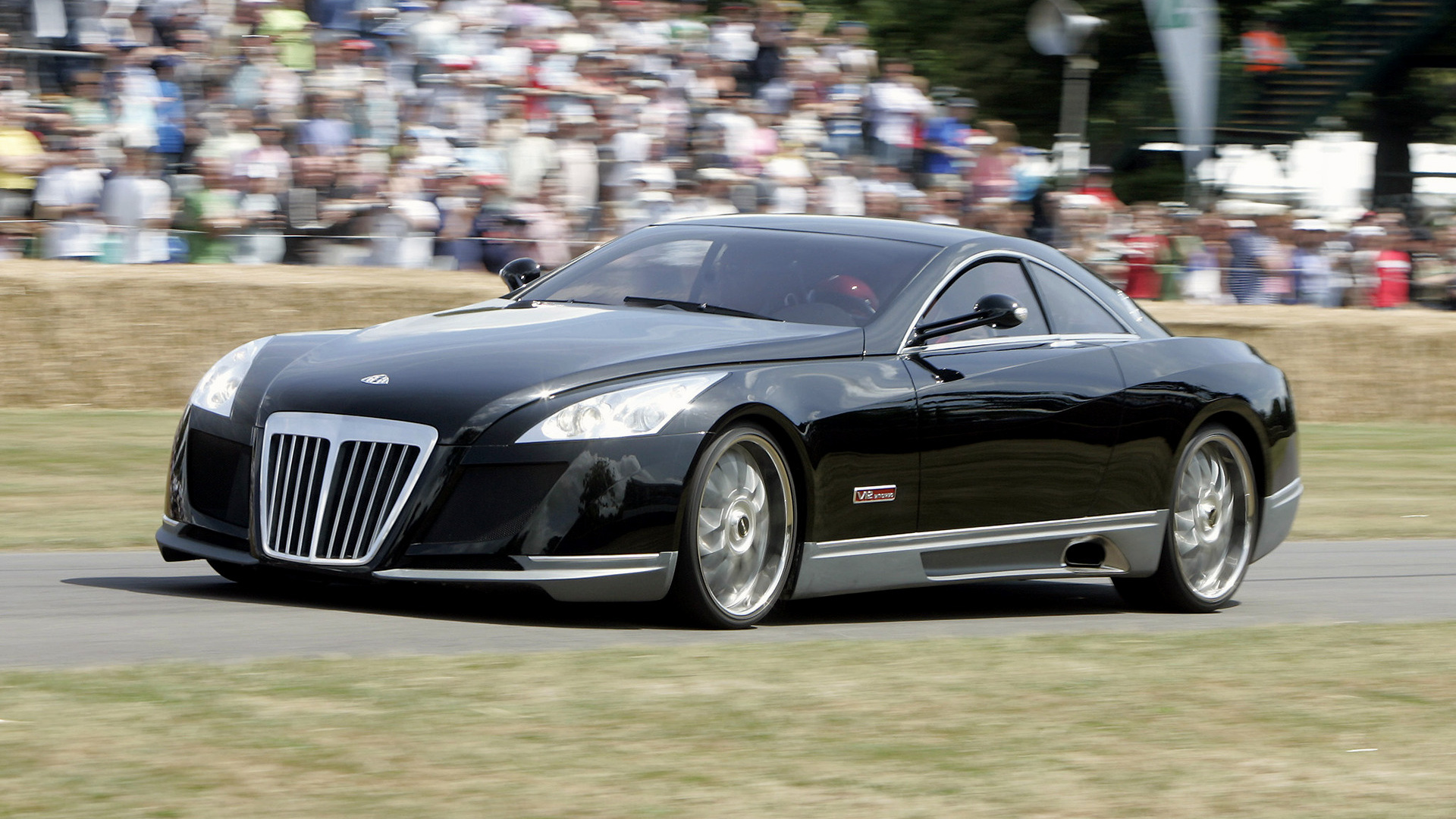 2005 Maybach Exelero Concept   Wallpapers and HD Images Car Pixel 1920x1080