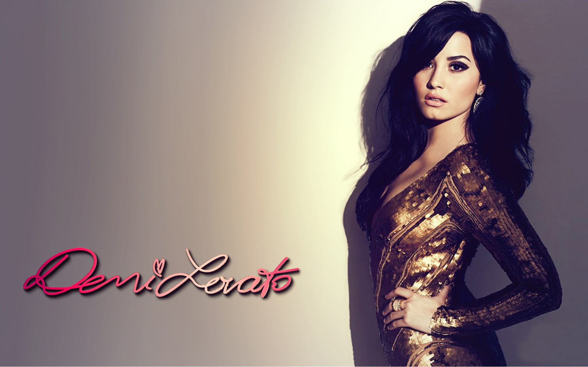 Demi Lovato Backgrounds   Wallpaper High Definition High Quality 1920x1200