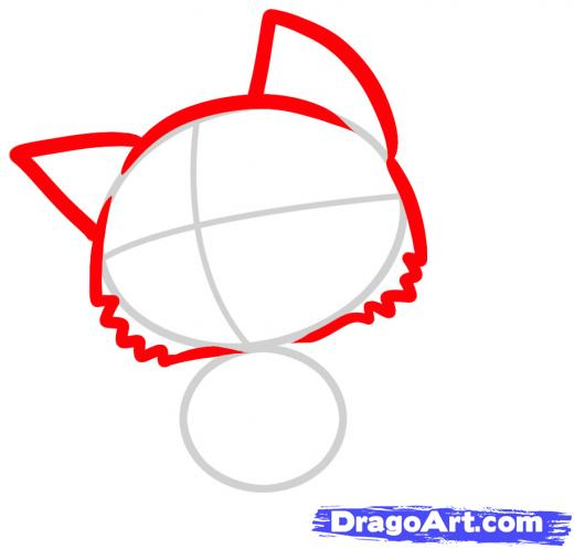Download how to draw wolves for kids step 2 1 000000076571 4jpg 520x497
