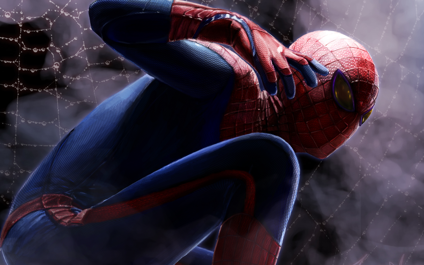 Art Spider Man Wallpaper superhero Spider Man HD Wallpapers 1680x1050