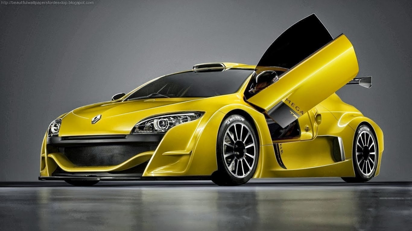 Beautiful Wallpapers Beautiful Yellow Cars Wallpapers Desktop 1366x768