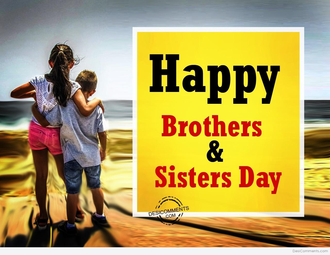 11 Brothers And Sisters Day Pictures Images Photos 1280x990