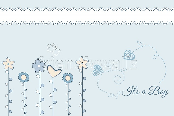 Home Customized Wallpapers Its a Boy 600x400