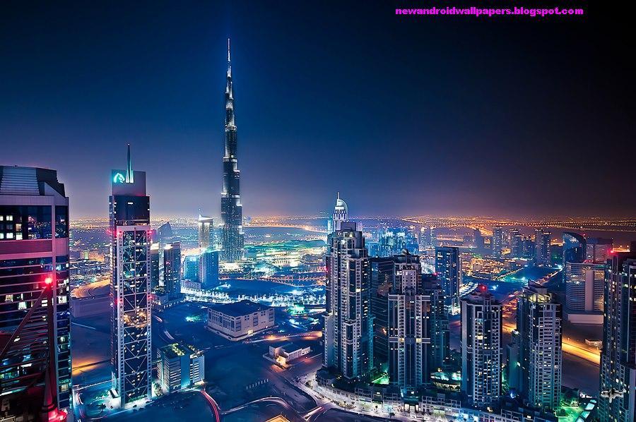 nice view of burj al khalifa dubai in high definition 900x598