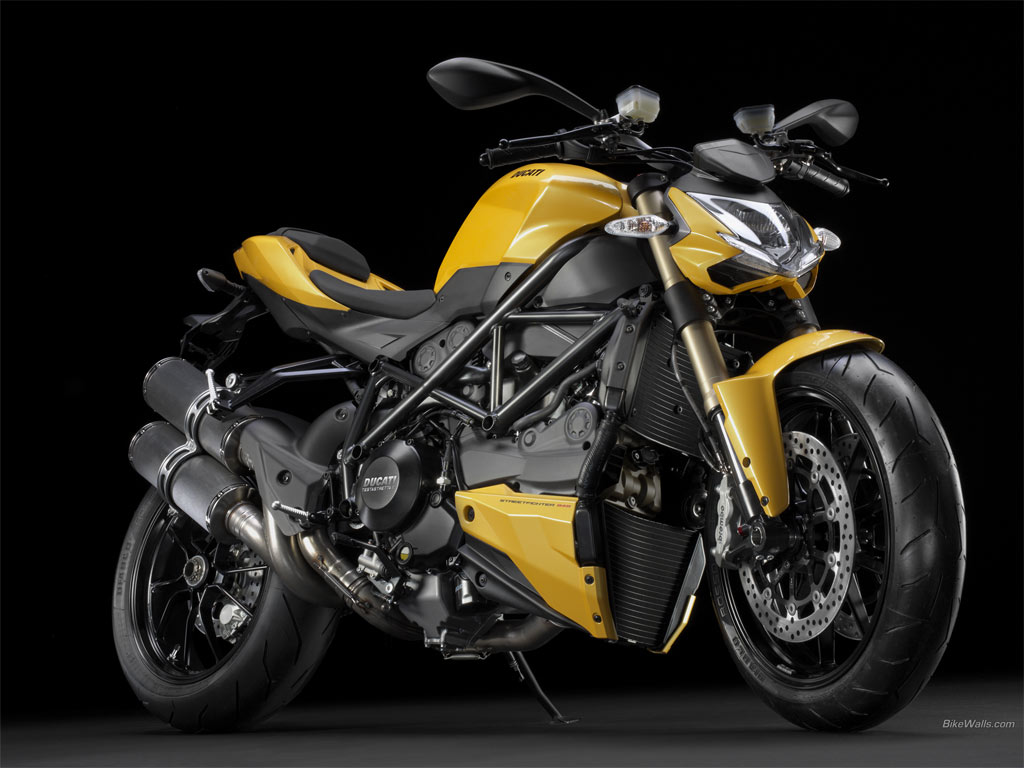for Ducati streefighter 848 in gold wallpapers Link download 6 pict 1024x768