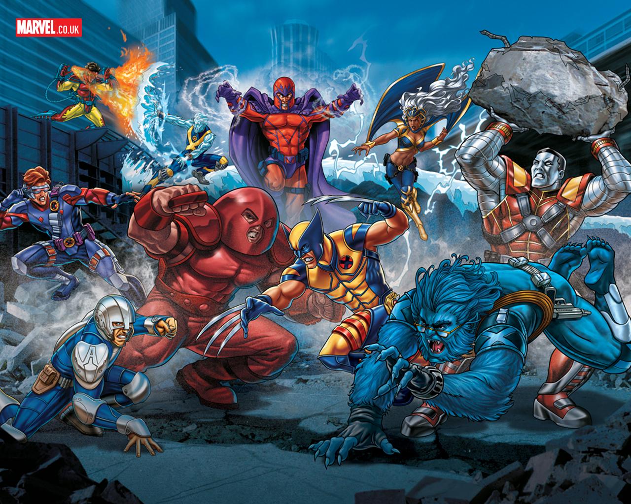 X Men 3 Wallpaper X Men Wallpapers for D...
