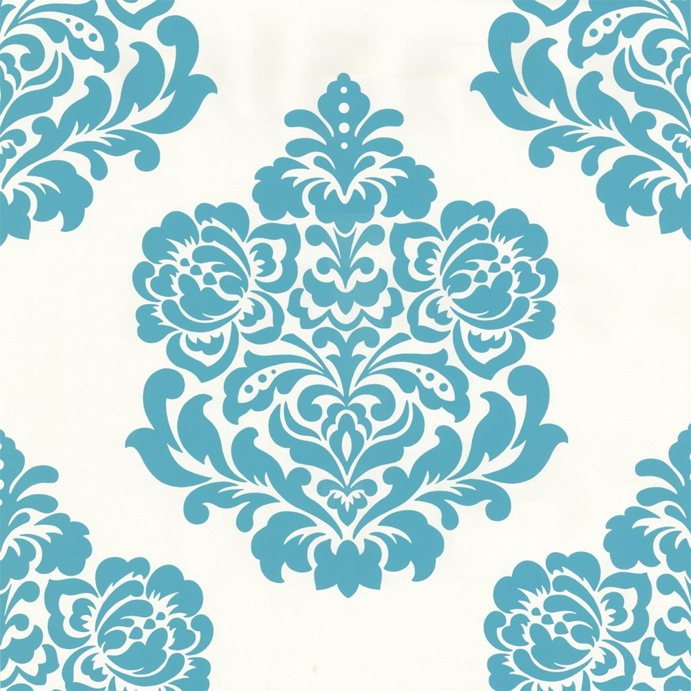 Wallpaper Teal Cream   Designer Selection from I love wallpaper UK 1000x1000