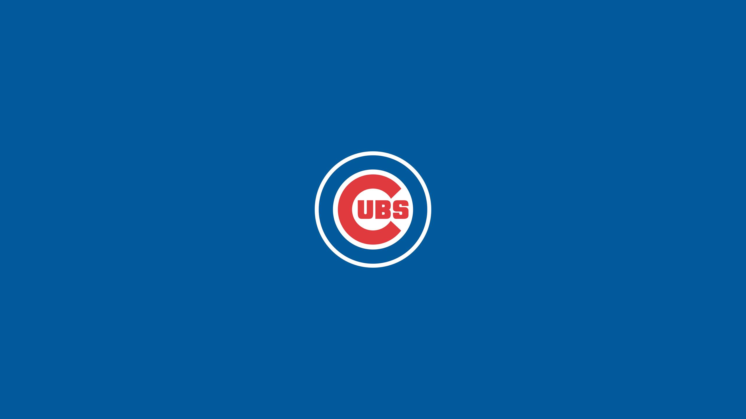 Chicago Cubs Wallpaper 2560x1440