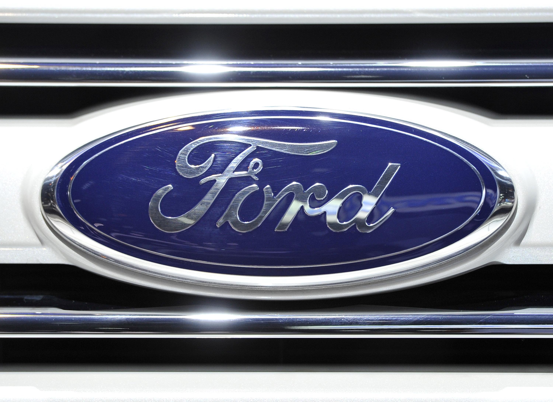 Pin Ford Logo Wallpaper 3000x2180