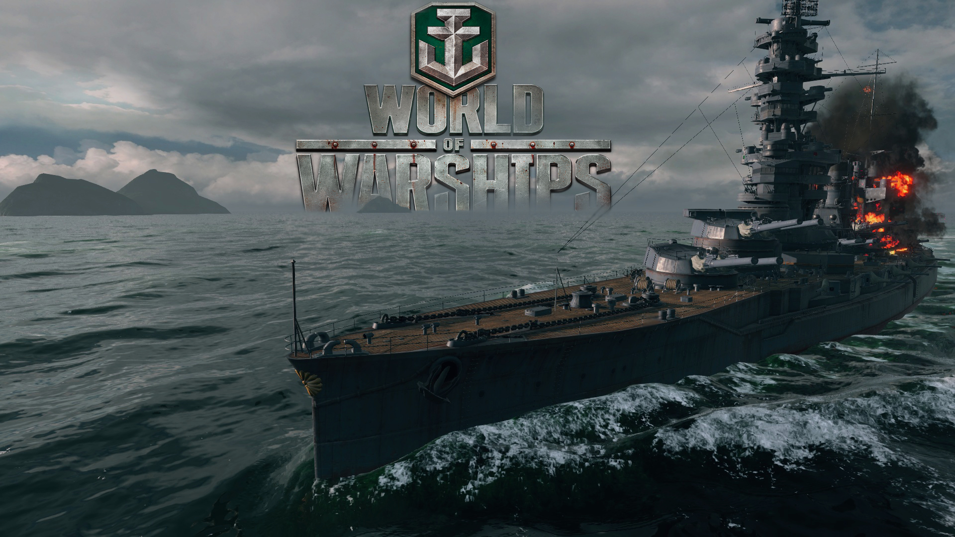 Wallpaper Fan Art And Community Creations World Of Warships 1920x1080