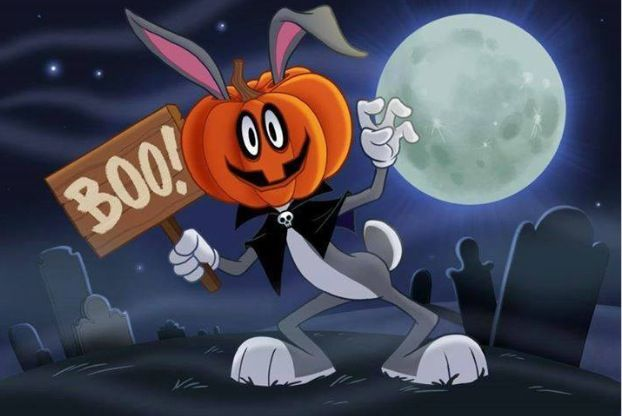 50 Looney Tunes Halloween Wallpaper On Wallpapersafari