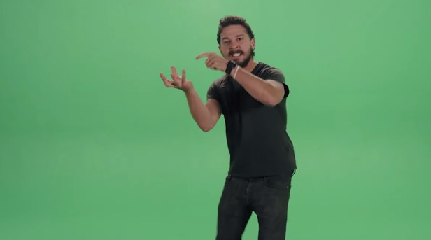 Shia LaBeouf Will Help You JUST DO IT with New Chrome Extension 616x343