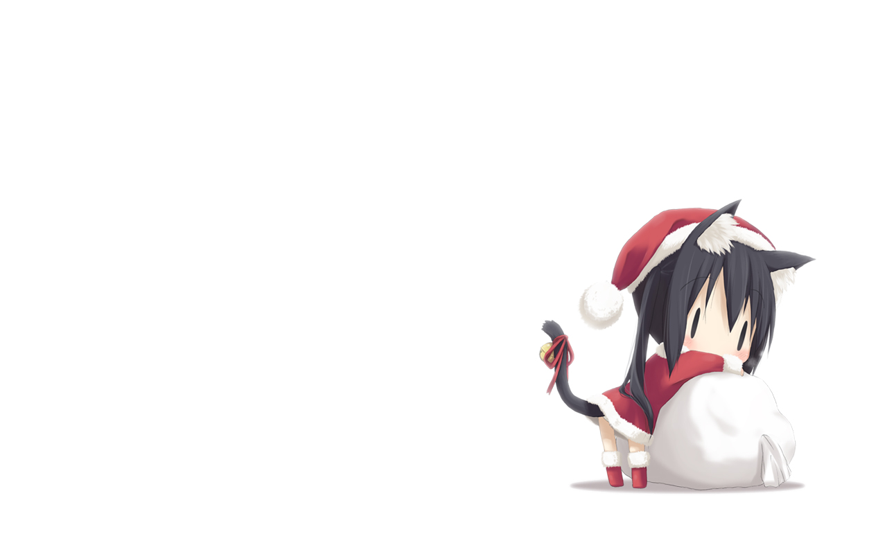 Anime Chibi Wallpaper 1280x800
