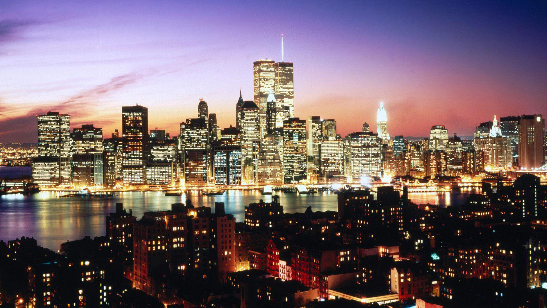 New York City Wallpaper Widescreen wallpaper wallpaper hd 1920x1080
