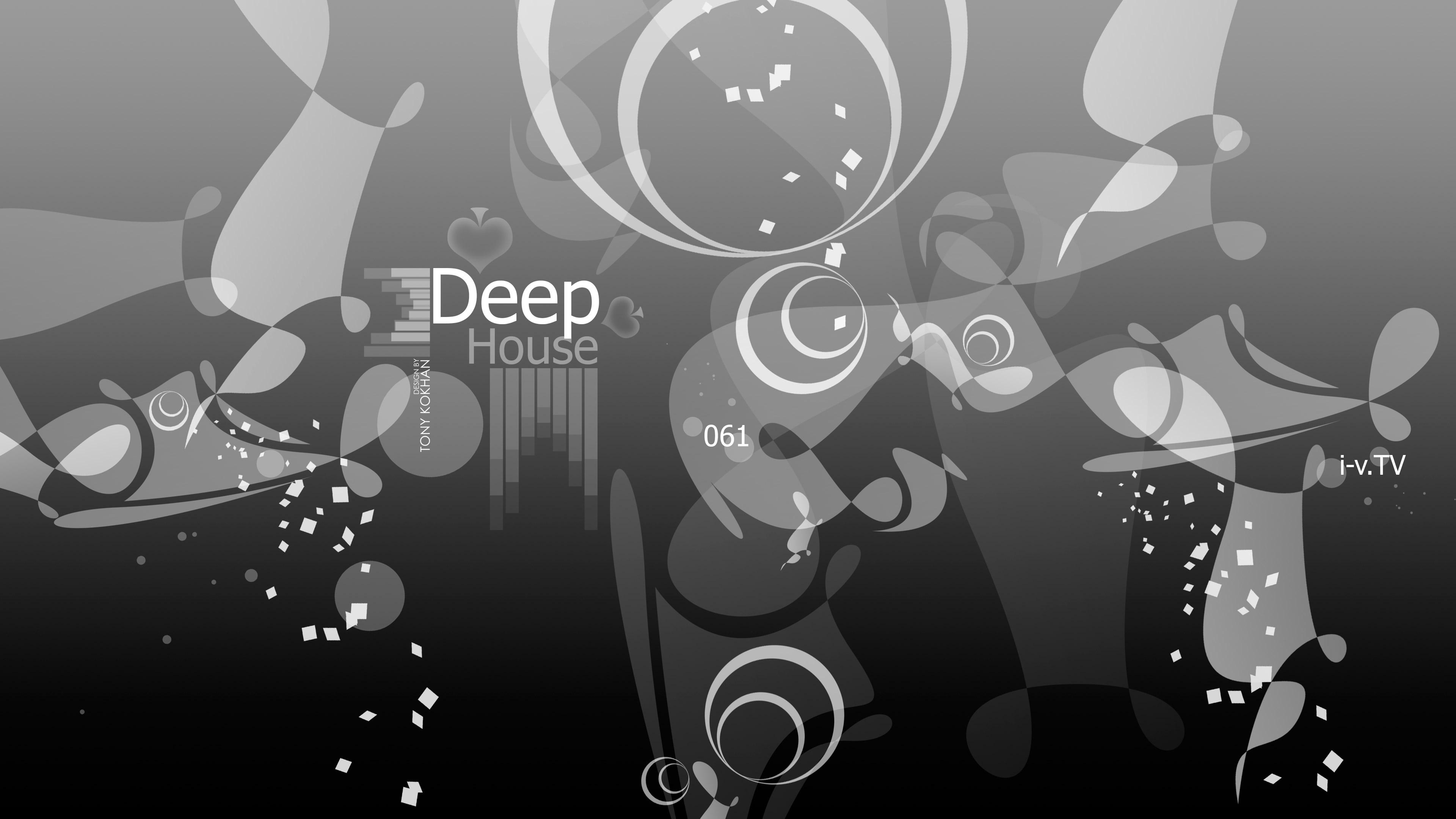 Deep House Music eQ SC Sixty One 2016 Tony Kokhan 3840x2160