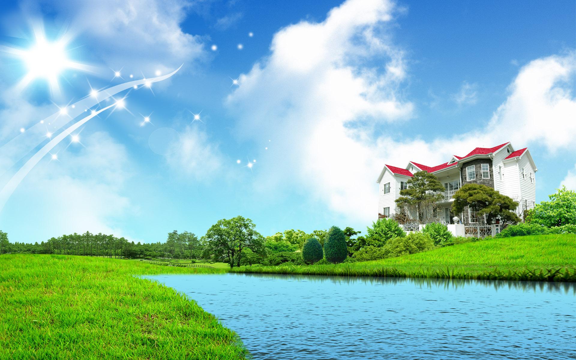 hd wallpaper house - wallpapersafari