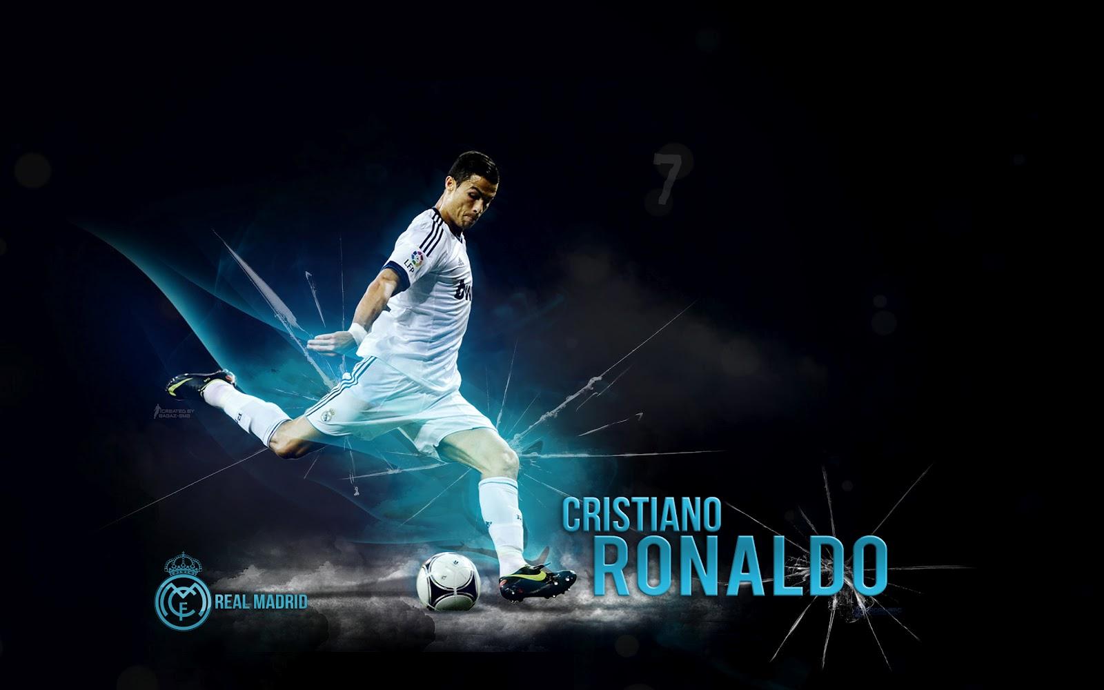 Pics Photos   Cristiano Ronaldo Wallpaper 1600x1000