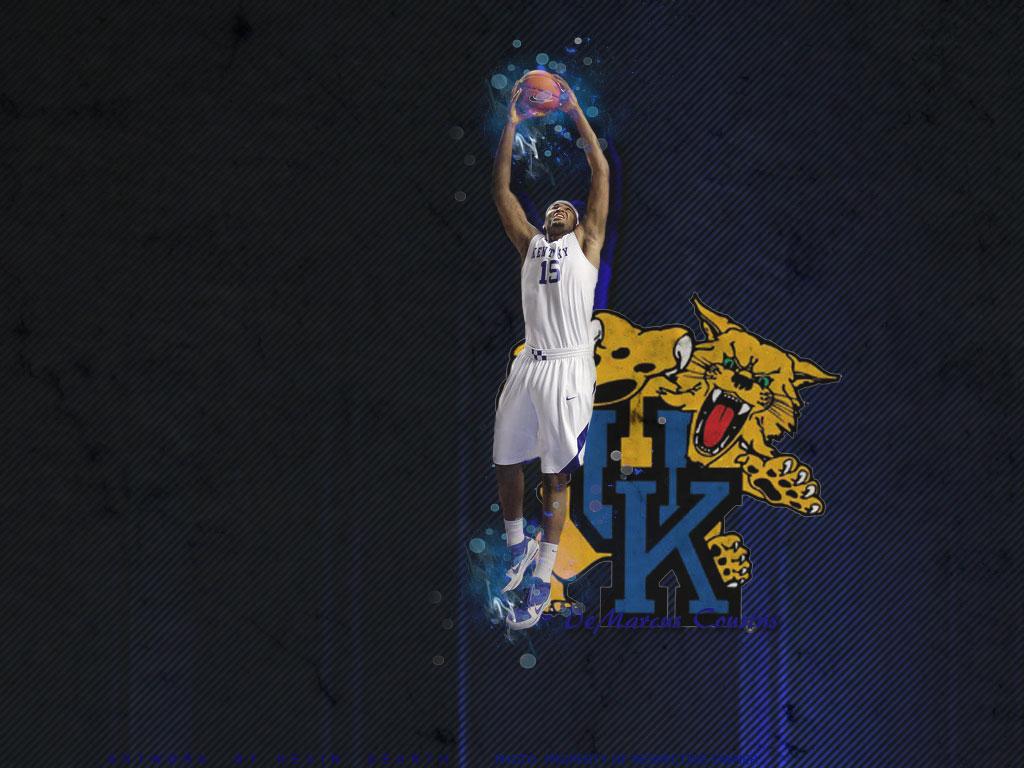 Kentucky Wildcats Desktop Wallpaper: UK Basketball Wallpaper 1600x900