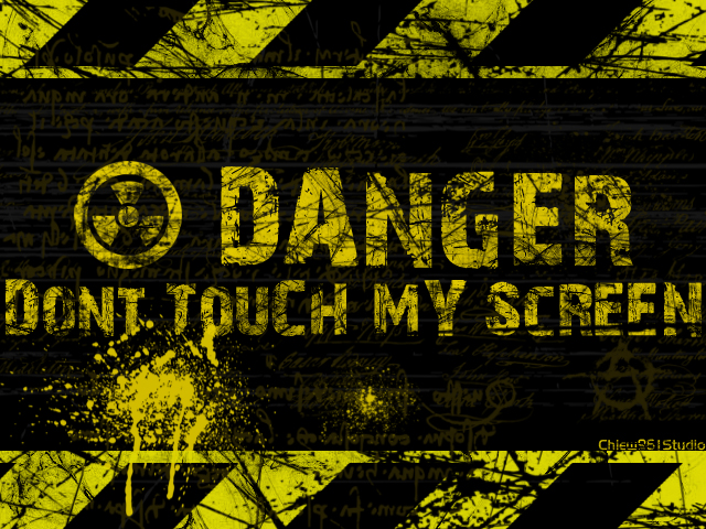 don t touch my phone wallpapers download